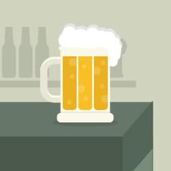 Пиво Нажатие