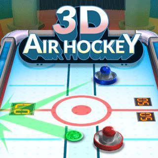 3D Воздушный хоккей