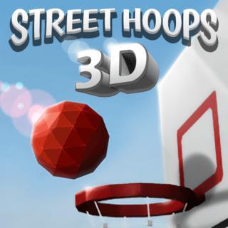 Уличные обручи 3D