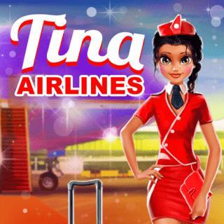 Тина - Авиалинии