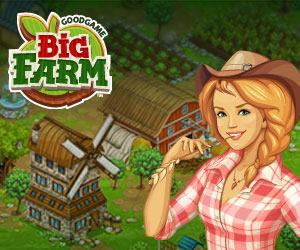 Хорошая игра Большая ферма
