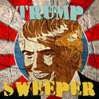 Трамп Свитер